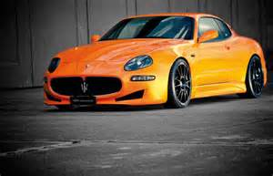 Maserati 3200 Gt Tuning Gs Exclusive Maserati 4200 Gt Cambiocorsa Car Tuning