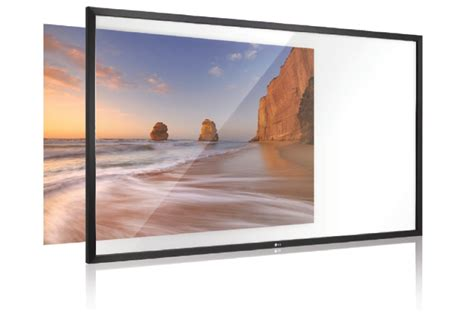 Lg Touch Overlay Kt T430 1 43 class overlay touch kt t series kt t430
