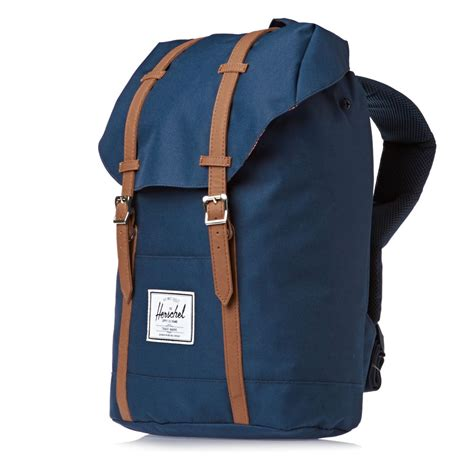 Nautilus New School Backpack Navy herschel retreat backpack navy free delivery options