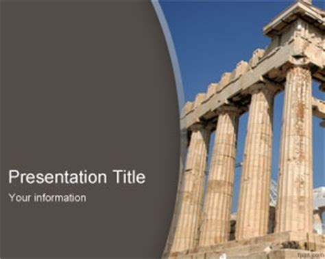 powerpoint themes rome templates slide design and greece on pinterest