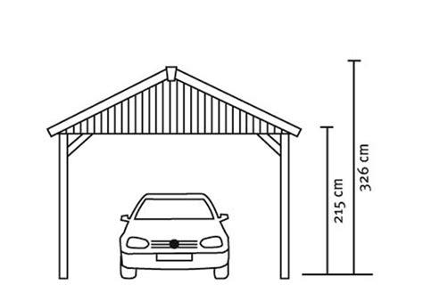 carport mit planendach holz carport skanholz 171 sauerland einzelcarport mit