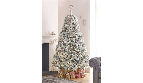 asda pre lit xmas trees asda tree decorations billingsblessingbags org