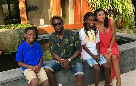 kevin hart family inside the family life of kevin hart former shoe salesman