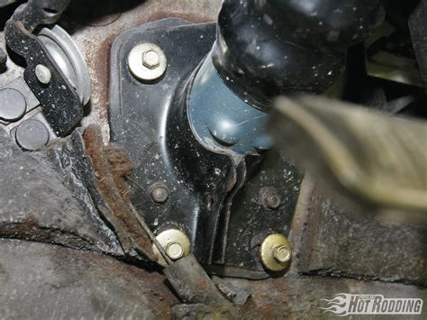 do i have to remove the entire steering column to replace the ignition lock cylinder on a 1993 how to install a rack and pinion conversion popular hot rodding hot rod network