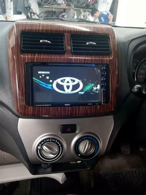 Harga Tv Mobil Merk Jec jual headunit tv dvd mobil agya anggie audio di