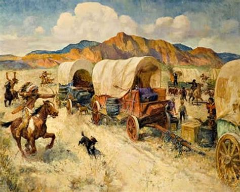 circle the wagons attacks on wagon trains in history and books 10 most enduring iconic imagery in western mostly