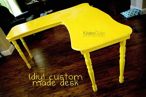 Diy Desk L Custom Office Desk 50