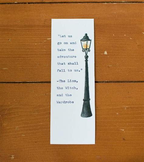 Free Printable Narnia Bookmarks | narnia typewriter bookmark 2x6 typewriter by