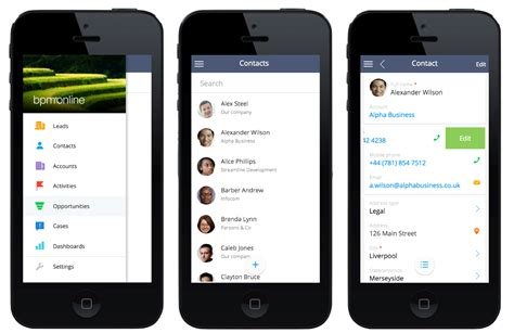 eonline mobile introducing the major update of the bpm crm