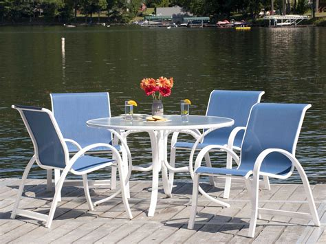 Telescope Casual Patio Furniture Telescope Casual Ship Dining Set Set00201