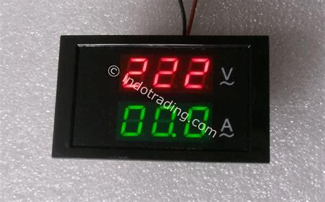 Jual Multimeter jual volt er meter digital ac harga murah surabaya oleh