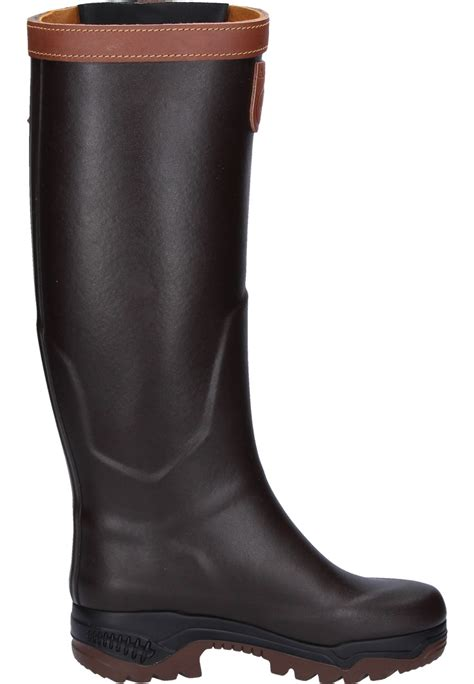 Blackmaster King High Boot Size 39 44 aigle parcours 2 signature rubber boots in brown a