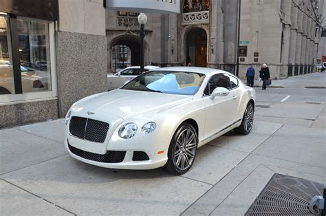 white gold bentley 2013 bentley continental gt speed used bentley used