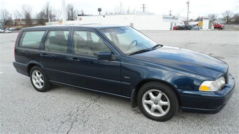how can i learn about cars 1998 volvo c70 parking system find used 1998 volvo v70 wagon only 123k leather power beautiful and orignal must see now in
