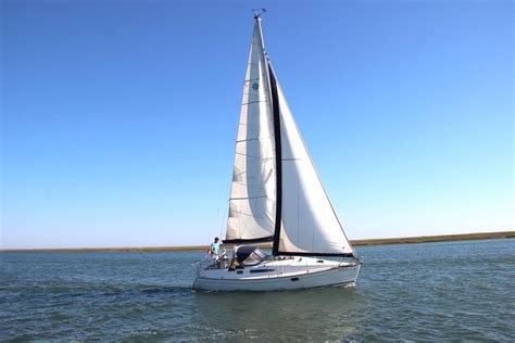 sailing boat trip 4 hour sailing boat trip in the algarve s stunning ria