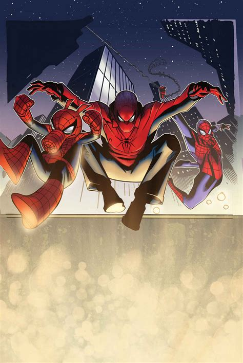 spider verse roger stern the final spider verse team up 1 cover spider man crawlspace