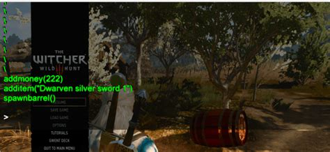 witcher 3 console the best witcher 3 mods that deserve your attention