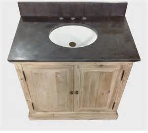 infurniture solid recycled fir 36 quot traditional single sink