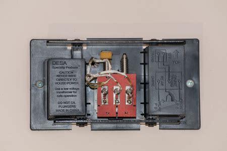 fuse box doorbell refrigerator box wiring diagram odicis