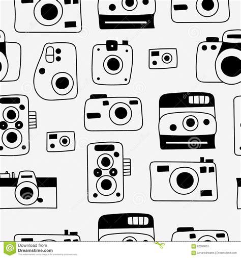 camera pattern background free photo cameras seamless pattern stock illustration image