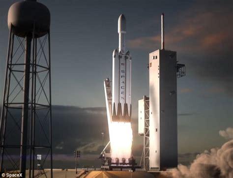 elon musk rocket launch elon musk says falcon heavy will launch this november