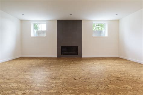 Cork Bedroom Flooring