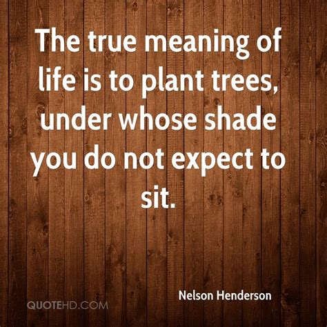 biography true meaning tree shade quote images