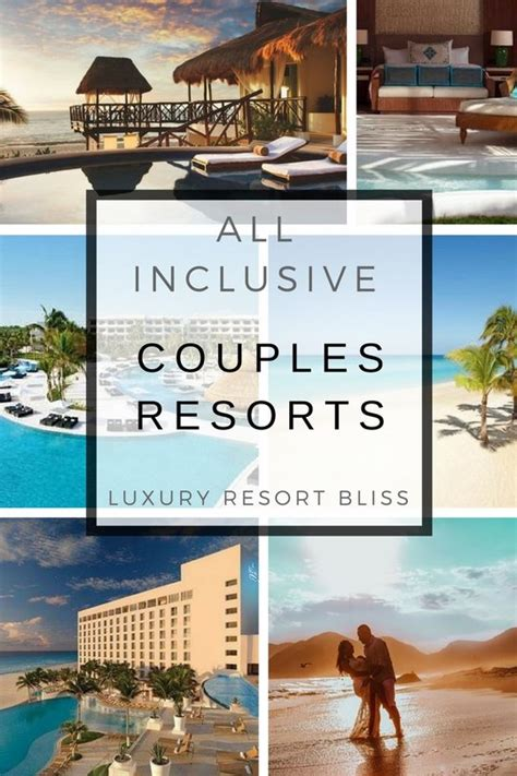Best All Inclusive Vacation Packages For Couples Couples Only All Inclusive Resorts