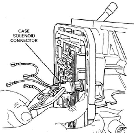 a4ld solenoid wiring diagram wiring diagram not center