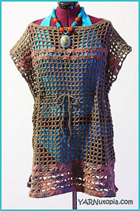 cover up pattern swimsuit ravelry beach swimsuit coverup pattern by nadia fuad