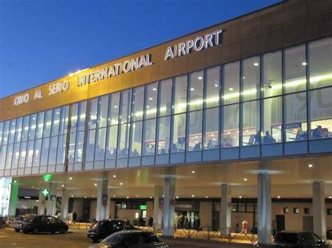 parcheggio interno orio al serio l aeroporto orio al serio di bergamo chiude dal 13 maggio