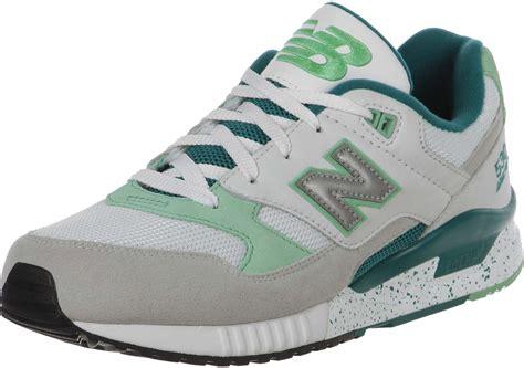 New Sepatu Newbalance N Cap 530 new balance m530 calzado blanco verde