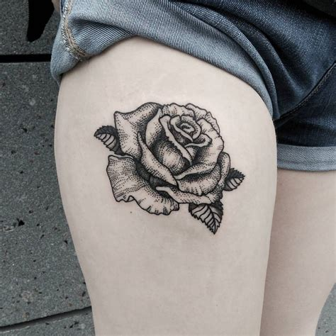 pretty rose tattoo designs feed your ink addiction with 50 of the most beautiful