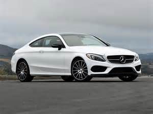 White Mercedes Suv Report 2017 Mercedes C Class Coupe Ny Daily News