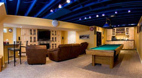 Make Your Basement Ideas So Cool 4 Basement Flooring Ideas To Create Comfortable Basement Midcityeast