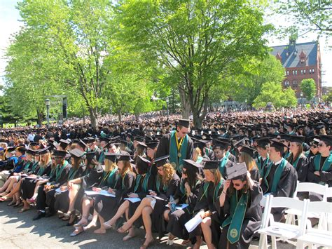 Http Www Uvm Edu Business Mba by Of Vermont Graduation Vermont Quarterly On