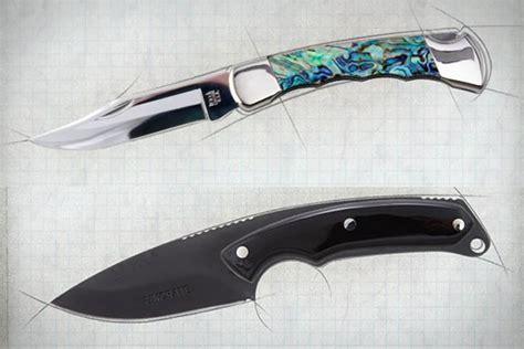 custom buck knives buck custom knife builder uncrate