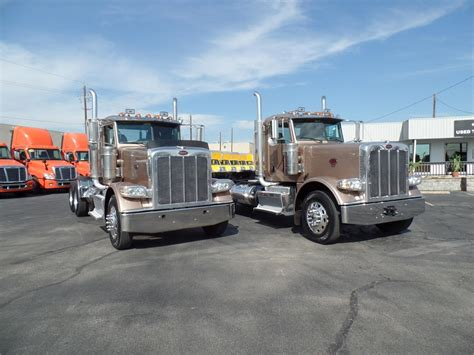 truck dallas tx used 379 peterbilt trucks for sale in dallas tx autos post