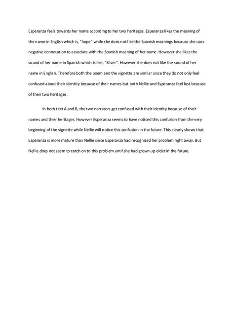comparison contrast essay sles compare and contrast essay outline