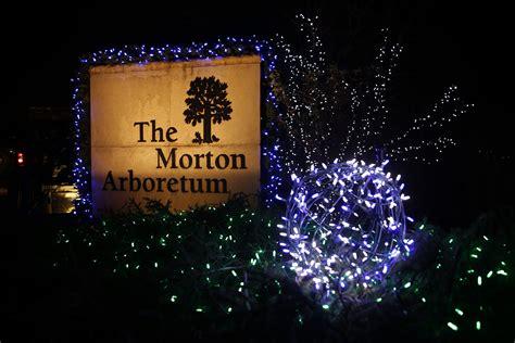 morton arboretum lights photos morton arboretum lights display redeye