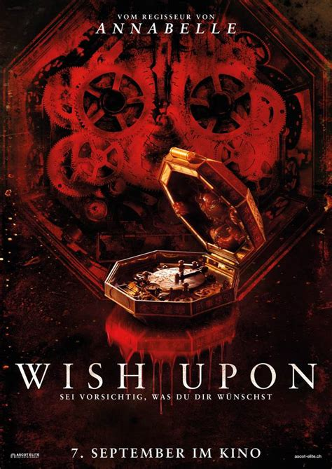 Wish Upon A by Wish Upon Kitag Kino Theater Ag