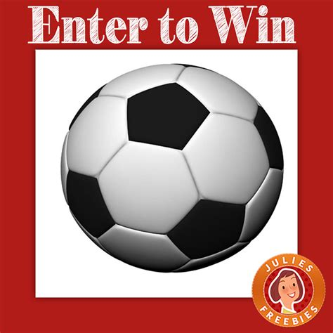 Soccer Sweepstakes - healthy essentials soccer celebration sweepstakes julie s freebies