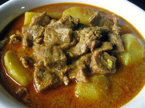 resepi nennie khuzaifah kari daging