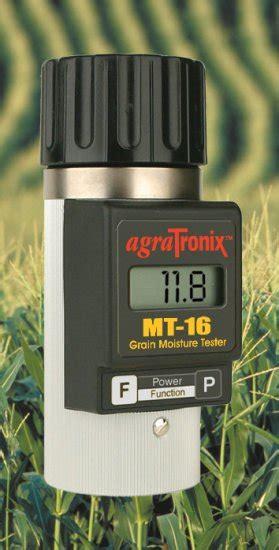 Grain Moisture Meter Usa grain moisture meter for rice corn wheat rye barley oat mt 16
