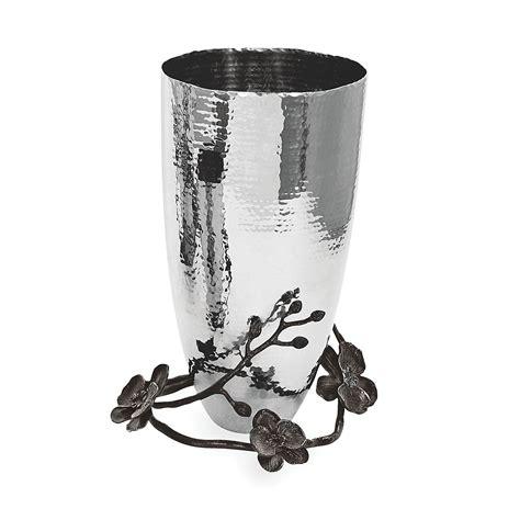 Michael Aram Black Orchid Vase by Michael Aram Black Orchid Vase Medium Bloomingdale S