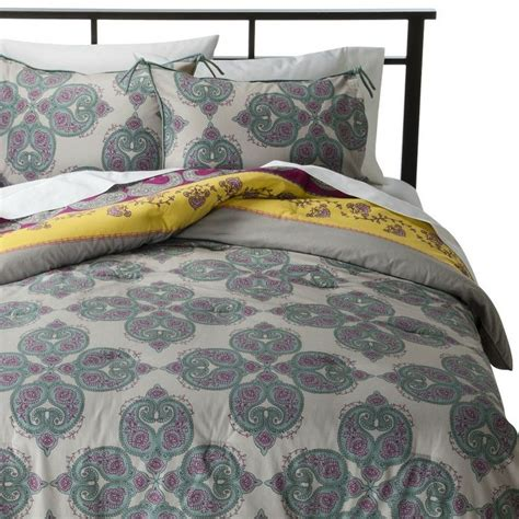 boho boutique lola reversible comforter set global