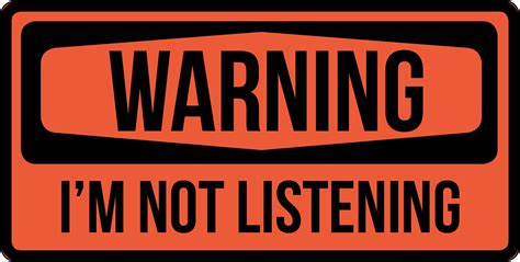 Not Listening by Avoid Becoming Relationally Shipwrecked Talks