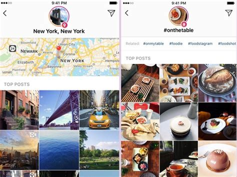 Searching For On Instagram You Can Now Search For Stories On Instagram Using Location Hashtag The Express Tribune