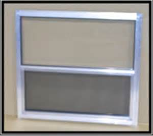 mobile home windows doors and windows gt aluminum windows 46 quot x 53 quot aluminum