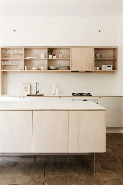 Birch Ply Kitchen Cabinets Cheap And Stylish Kitchen Design It S As Easy As Ply Architectural Firm Design Files And